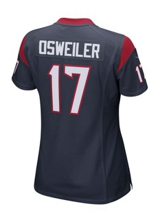 Nike Women's Brock Osweiler Houston Texans Game Jersey