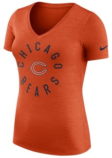 Nike Women's Chicago Bears Dri-Fit Touch T-Shirt