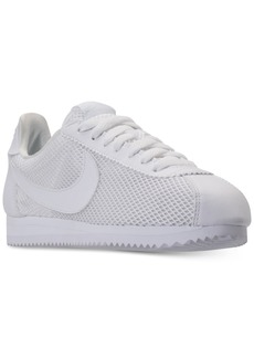 Nike Women's Classic Cortez Premium Casual Sneakers from Finish Line