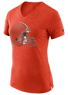 Nike Women's Cleveland Browns Fan V-Top T-Shirt