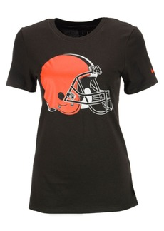 Nike Women's Cleveland Browns Logo T-Shirt