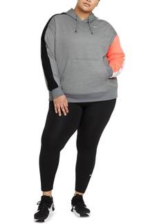 Nike Women's Colorblocked Pullover Hoodie