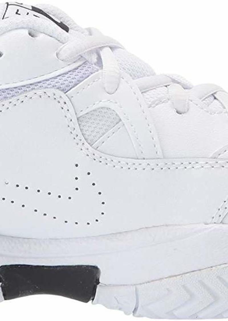 Nike Women's Court Lite 2 Sneaker White/Black-White-Oxygen Purple  Regular US