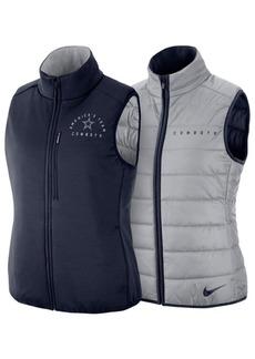Nike Women's Dallas Cowboys Reversible Vest