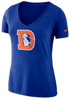 Nike Women's Denver Broncos Historic Logo T-Shirt