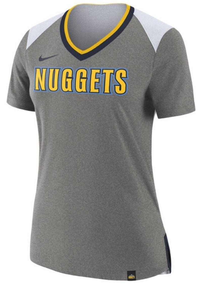 new style 39def 35f65 Nike Women s Denver Nuggets Fan T-shirt