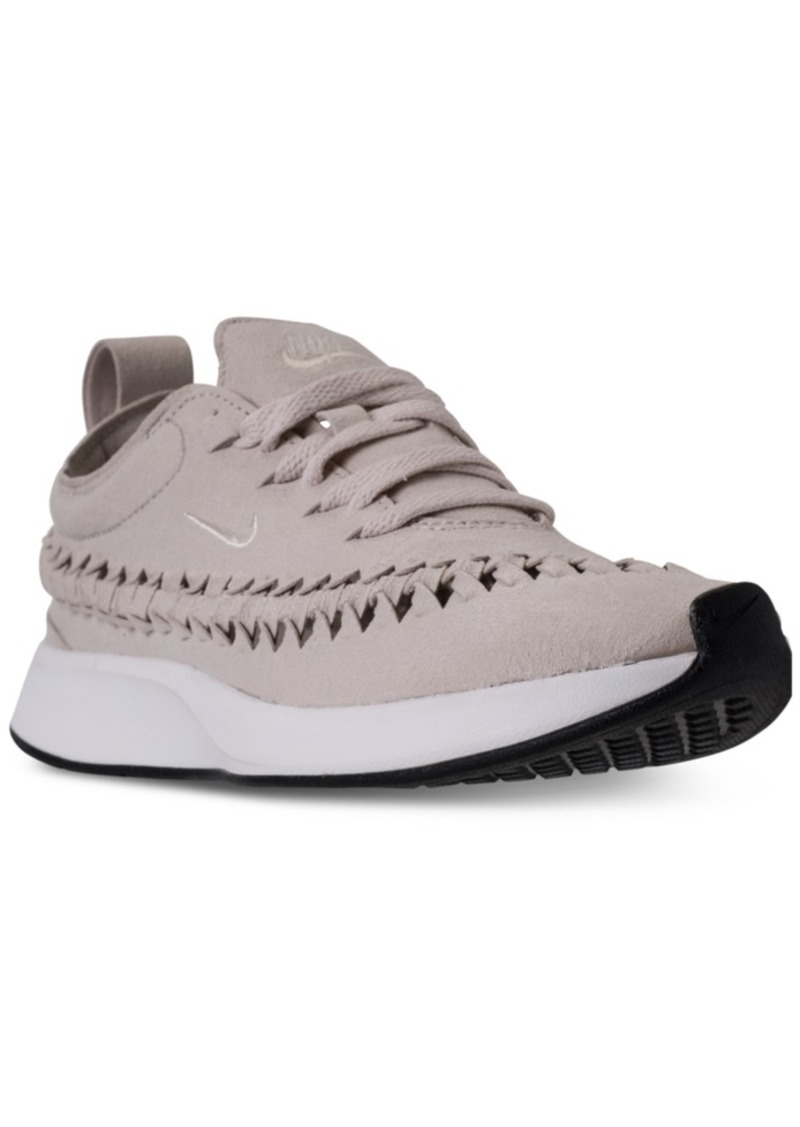 463236d11c7a Nike Nike Women s Dualtone Racer Woven Casual Sneakers from Finish ...