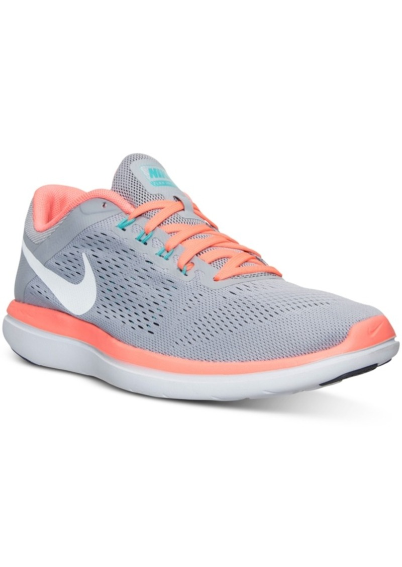 e61c470fc1aff SALE! Nike Nike Women s Flex 2016 Rn Running Sneakers from Finish Line