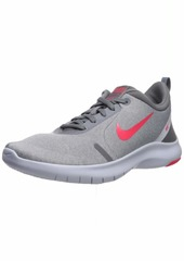 Nike Women's Flex Experience Run 8 Shoe Cool Grey/Red Orbit-Football Grey  US