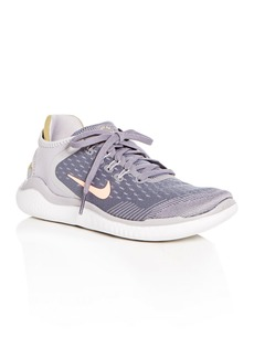 Nike Women's Free RN 2018 Lace Up Sneakers