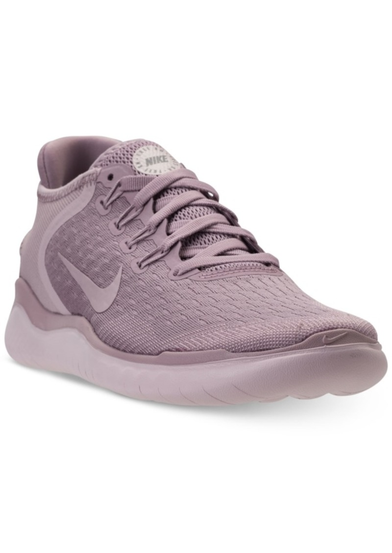 a4f77fa44f61d Nike Nike Women s Free Run 2018 Running Sneakers from Finish Line ...