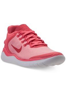 Nike Women's Free Run 2018 Running Sneakers from Finish Line