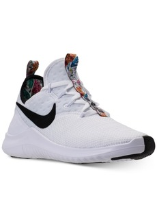Nike Women's Free Tr 8 Print Training Sneakers from Finish Line