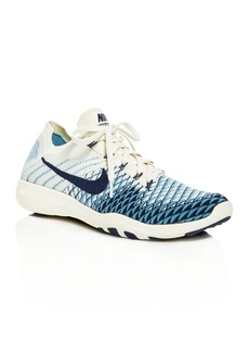 Nike Women's Free TR FK2 Knit Lace Up Sneakers