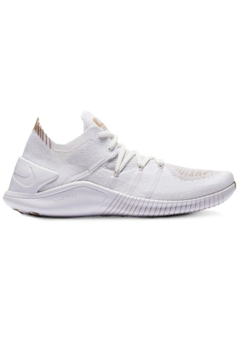 newest 43599 cadab Nike Women s Free Tr Flyknit 3 Amp Training Sneakers from Finish Line