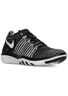 Nike Women's Free Transform Flyknit Training Sneakers from Finish Line
