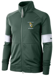 Nike Women's Green Bay Packers Historic Jacket