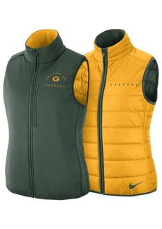 Nike Women's Green Bay Packers Reversible Vest