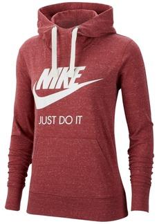 Nike Women's Gym Vintage Logo Hoodie