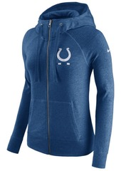 Nike Women's Indianapolis Colts Gym Vintage Full-Zip Hoodie