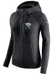Nike Women's Jacksonville Jaguars Gym Vintage Full-Zip Hoodie