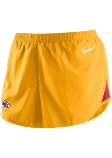 Nike Women's Kansas City Chiefs Mod Tempo Shorts
