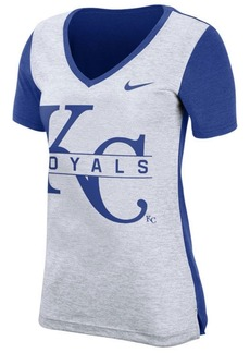 Nike Women's Kansas City Royals Dri-fit Touch T-Shirt