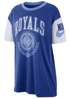 Nike Women's Kansas City Royals Retro Boycut T-Shirt