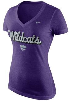Nike Women's Kansas State Wildcats Script T-Shirt
