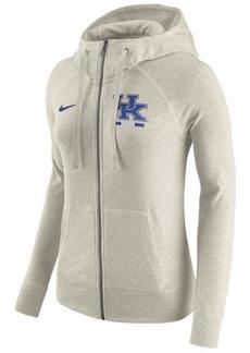 Nike Women's Kentucky Wildcats Gym Vintage Full-Zip Hoodie