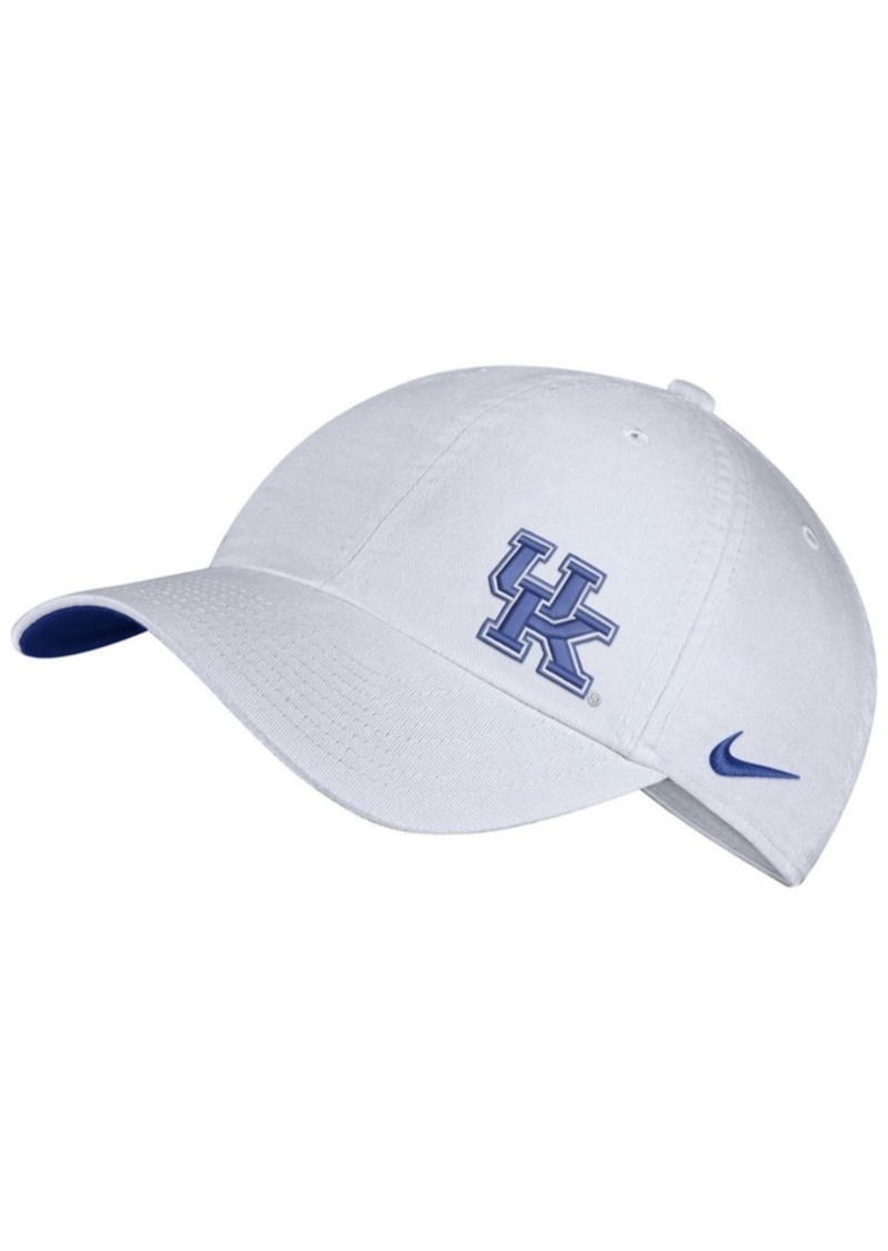 fantastic savings top brands buy sale Nike Nike Women's Kentucky Wildcats H86 Offset Strapback Cap ...