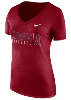 Nike Women's Los Angeles Angels Practice T-Shirt