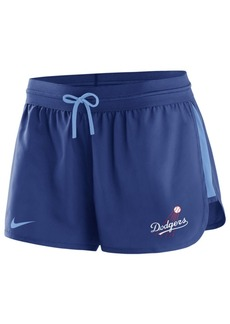 Nike Women's Los Angeles Dodgers Dry Shorts