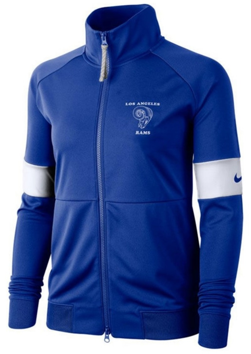 Nike Women's Los Angeles Rams Historic Jacket
