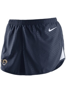 Nike Women's Los Angeles Rams Mod Tempo Shorts