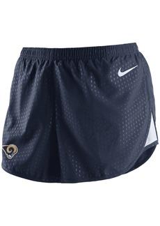 Nike Women's Los Angeles Rams Mod Tempo Shorts