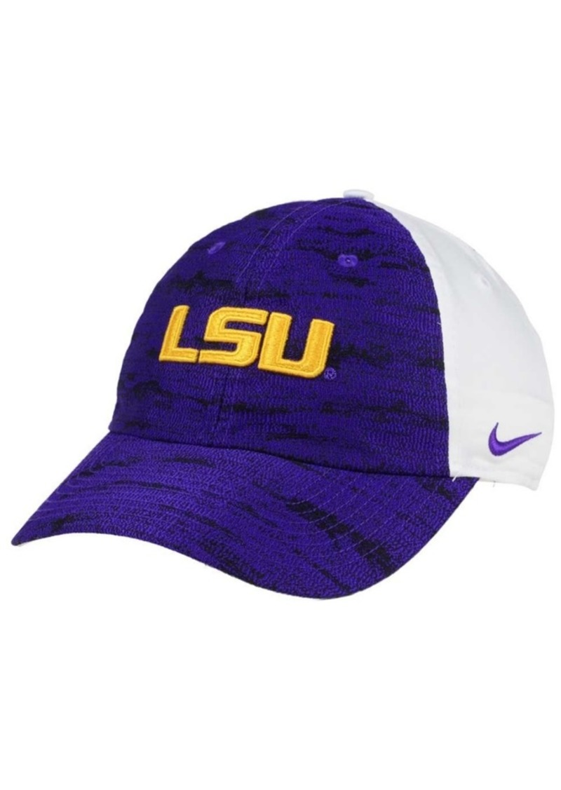Nike Nike Women s Lsu Tigers Seasonal H86 Cap  bf4d42bfe1