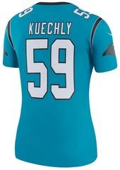 Nike Women's Luke Kuechly Carolina Panthers Color Rush Legend Jersey