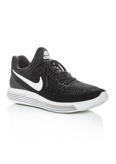 Nike Women's Lunarepic Flyknit 2 Lace Up Sneakers