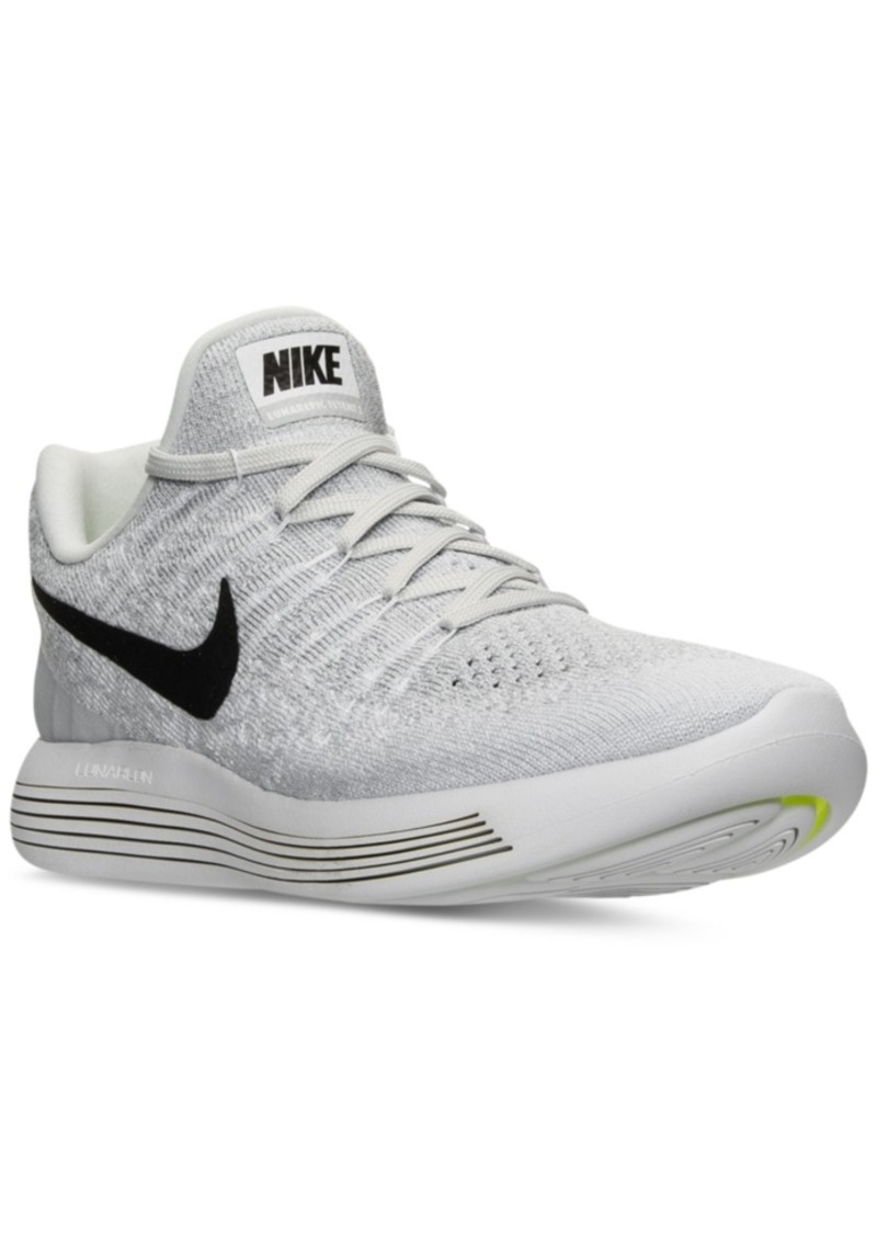 half off 744a2 a78ad Women's LunarEpic Low Flyknit 2 Running Sneakers from Finish Line