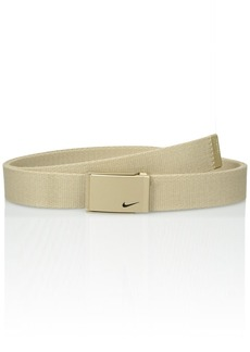 Nike Women's Metallic Single Web Belt