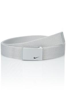 Nike Women's Metallic Single Web Belt