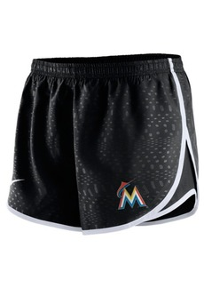 Nike Women's Miami Marlins Modern Tempo Shorts