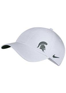big sale 3f708 3d205 Nike Women s Michigan State Spartans H86 Offset Strapback Cap
