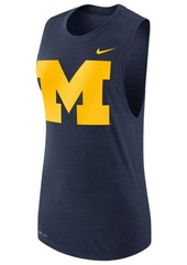 Nike Women's Michigan Wolverines Muscle Tank