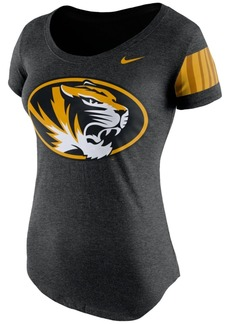 Nike Women's Missouri Tigers Scoop Dna T-Shirt