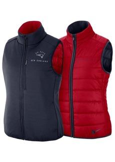 Nike Women's New England Patriots Reversible Vest