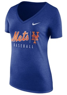 Nike Women's New York Mets Practice T-Shirt