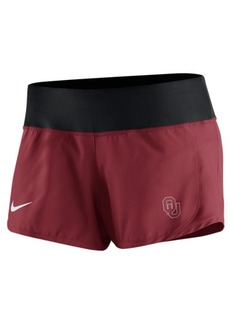 Nike Women's Oklahoma Sooners Gear Up Crew Shorts