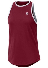 Nike Women's Oklahoma Sooners High Neck Tank